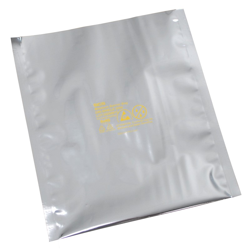 "50 PACK 5/"" x 60/"" TUBING DRI-SHIELD 2000 MOISTURE BARRIER BAG"