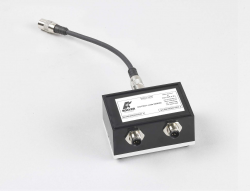 Double output connector