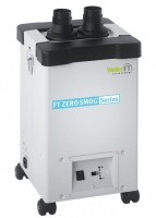 Fume extraction MG 140 for Cleanrooms (2 workstations)