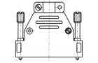 Cover for Sub-D connectors
