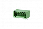 Pin headers for terminal blocks