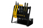 6-piece ESD tool kit with tool holders