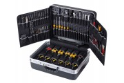 'BOSS' tools case with 106 tools