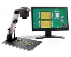 VisionZ 2 HD benchtop stand