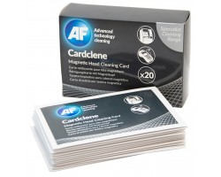 Cardclene - POS Magnetic head cleaning cards