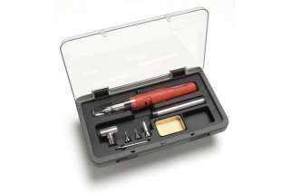 WELLER Consumer - Gas operated soldering iron WP3 piezo