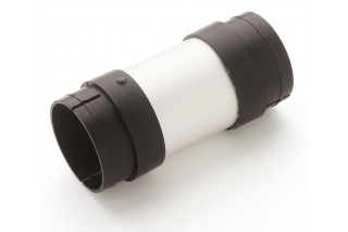 WELLER Filtration - Easy Click 60 male adapter