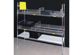 ITECO - Wire Shelving