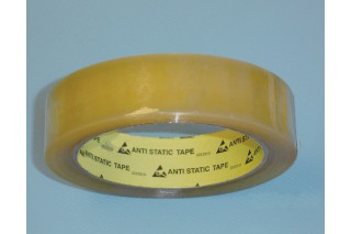- Clear anti-static tape