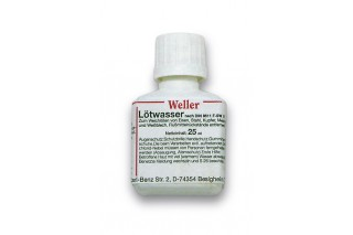WELLER® HW - Solder solution LW25