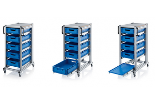 - System Trolley for EURO Conteners