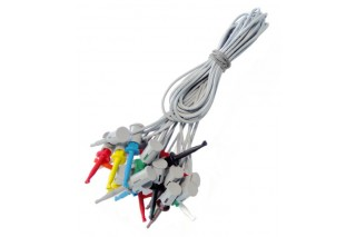 ELECTRO PJP - Set of 10 connection cords 6032-PRO