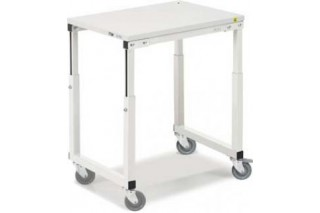 - ESD Trolley with adjustable height