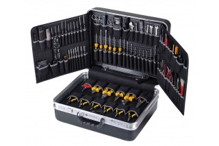 BERNSTEIN - 'BOSS' tools case with 106 tools