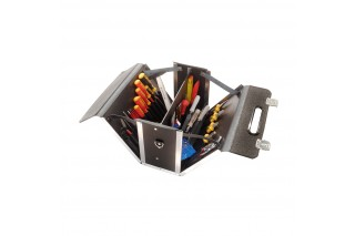 BERNSTEIN - Toolbox of electrician 41 tools