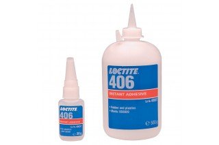 LOCTITE - 406  Instant Adhesive (plastic and rubber)