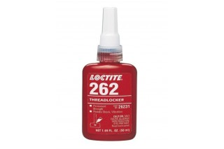 LOCTITE - 262  High/Med strength  threadlocker
