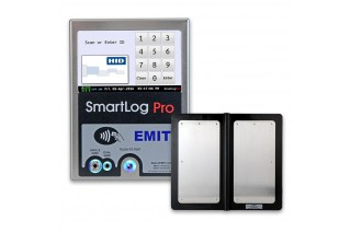 - SmartLog Pro With Barcode Reader