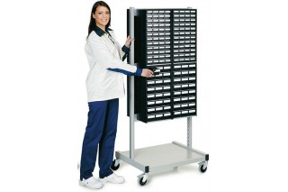 - Trolley for ESD Cabinet