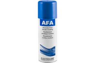 ELECTROLUBE - AFA - Aromatic Free Acrylic Conformal Coating