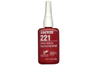 LOCTITE - 221 Low strength threadlocker (Max M12)