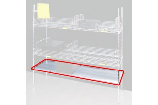 ITECO - ESD VINYLAB Carpet for Wire shelving