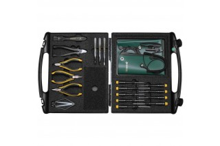 BERNSTEIN - Tool kit TRENDY-C ESD 23 tools
