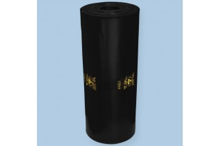 - Conductive black tubular film with ESD sign