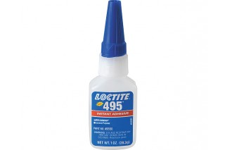 LOCTITE - 495 Instant Adhesive (low viscosity: general use)