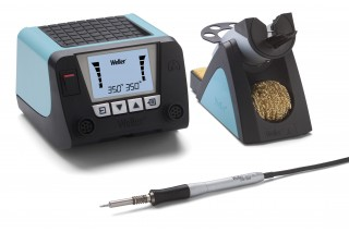 WELLER - Soldering Station WT 2010M / 2 ports - with iron WTP90