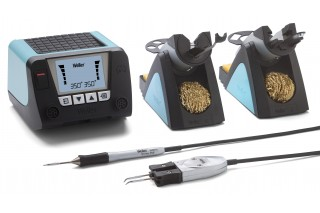 WELLER - Soldering Station WT 2020M with irons WMRP & WMRT