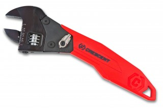 CRESCENT® - Adjustable ratcheting wrench 8""
