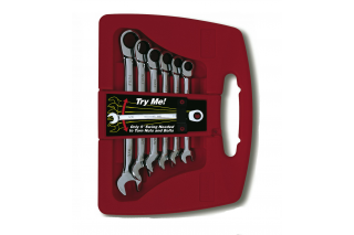 CRESCENT® - Ratcheting combination wrenches