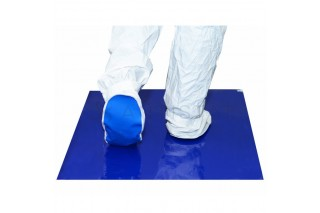 - Sticky Mat - Plastic film for clean room