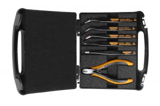 BERNSTEIN - ESD precision tool case 6 pieces 2212