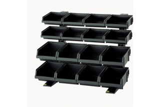 RAACO Pro - Table rack with 16 Picking bin ESD