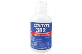 LOCTITE - 382 instant adhesive (rubber and metals)