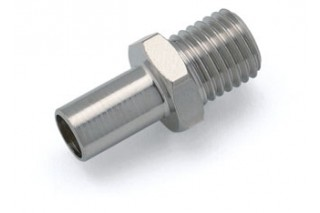 WELLER - Connection nipple for extraction hose