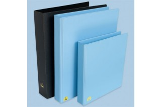 - Binder with ESD-logo