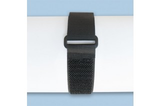 - ESD velcro tie with plastic buckle
