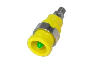 ELECTRO PJP - Safety socket 4mm (nut)