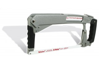 NICHOLSON™ - 4-in-1 hacksaw frame with cushion grip