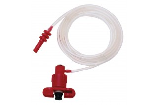 - Adapters for syringes