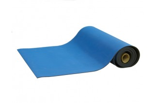 - Roll of 3-layer mat with conductive core layer