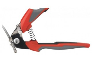 - Heavy duty one-hand wire rope cutter