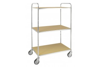 - ESD shelf trolley