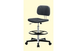 ITECO - PU high chair with footrest