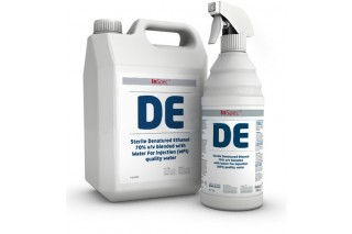 - Disinfectants inSpec DE Solution