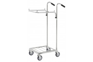 - ESD Sack trolley fitted for a 125L sack