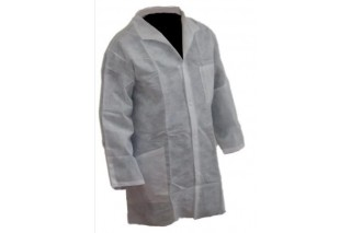 - ESD disposable lab coat